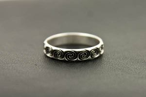 Custom Made Wedding Ring