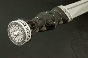 Scottish Highland Dirk Pommel