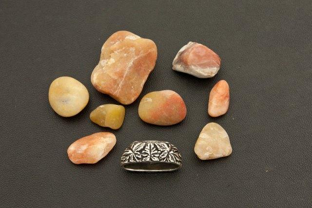 New Brunswick Agate for Pommel Stones