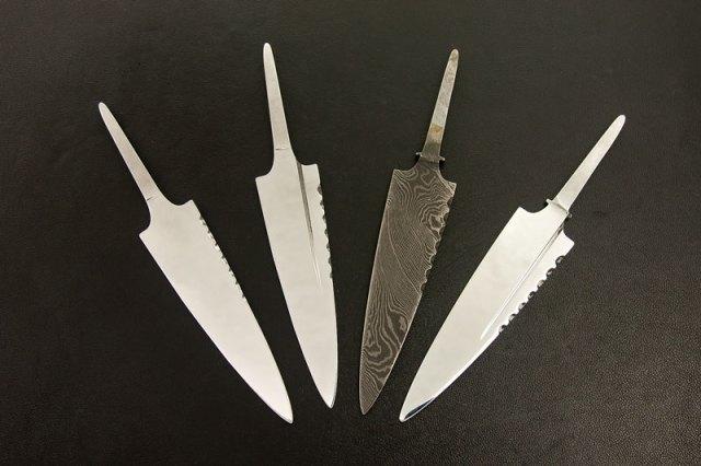 New Sgian Dubh Blades