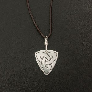 Sterling Silver Guitar Plectrum