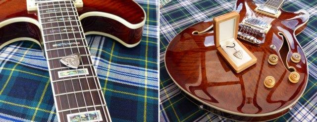 Titanium Guitar Plectrum