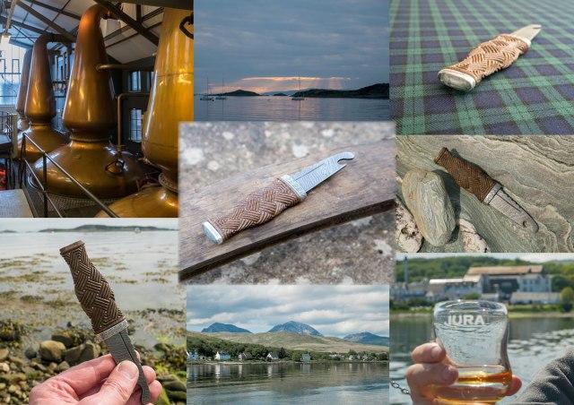 Isle of Jura Whisky Festival Sgian Brew